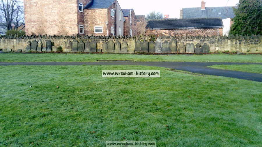 Dissenters Burial Ground, Rhosddu, Wrexham