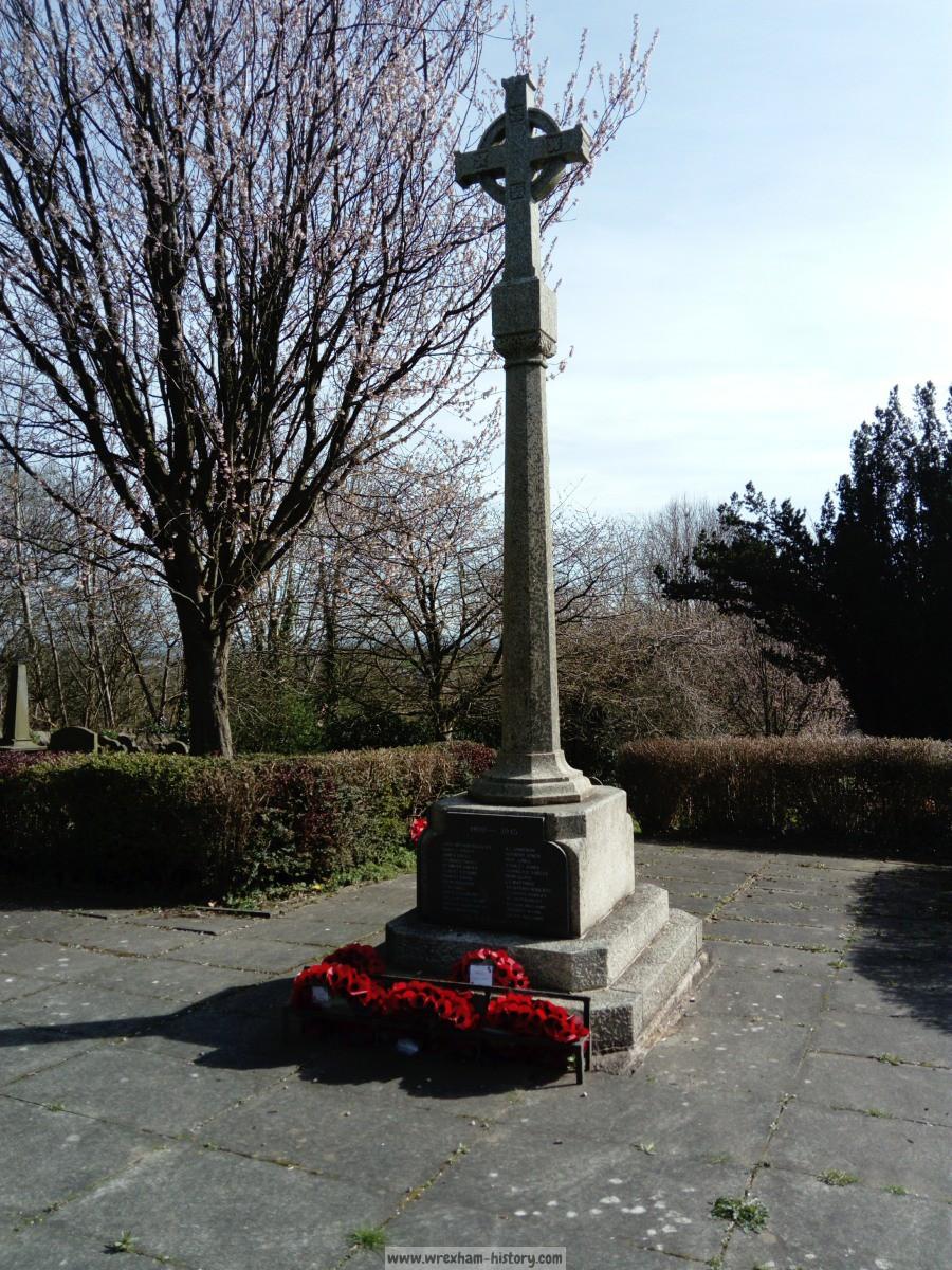 Brymbo War Memorial