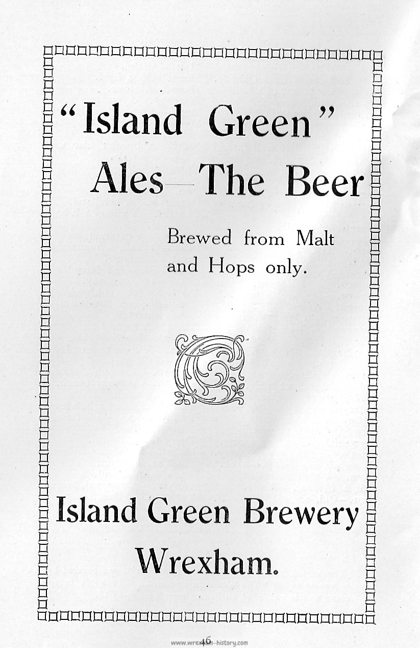 Island Green Brewery