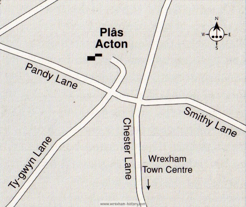 Plas Acton, Wrexham