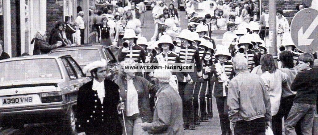 Carnival Day at Rhos c1984