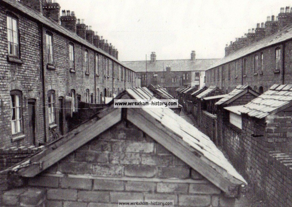 Slum clearance