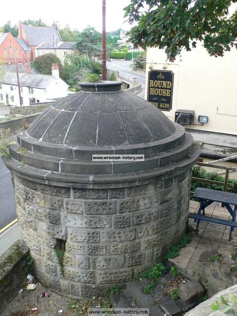 Round House, Ruabon – Eirian Evans