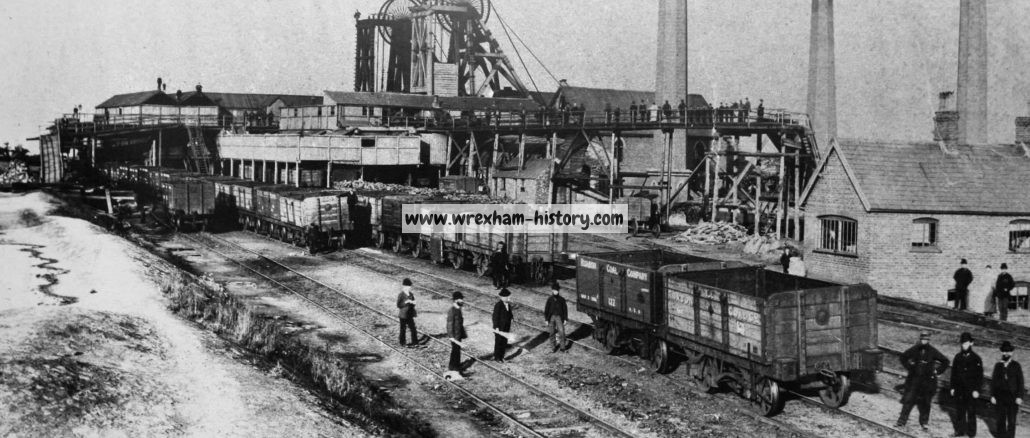 Hafod Colliery 1880
