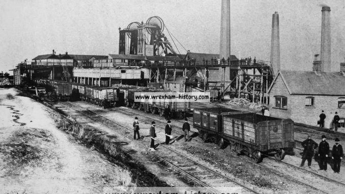 Hafod Colliery 1880