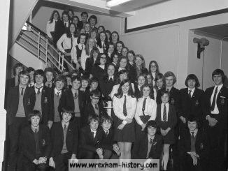 Ysgol Ruabon 1973