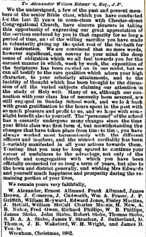1882 present 2