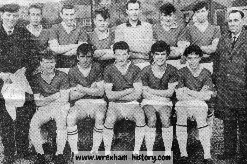 Chirk Reserves Football Team - Nov 1965