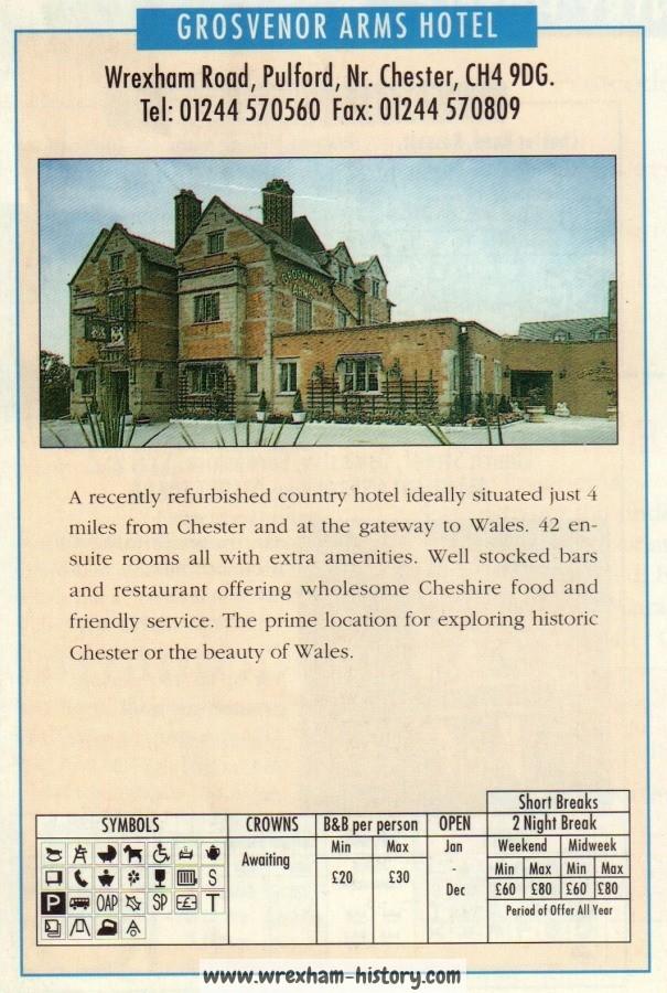 Welsh Borderlands 1995
